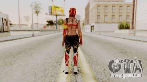 DOA 5 LaMariposa für GTA San Andreas dritten Screenshot