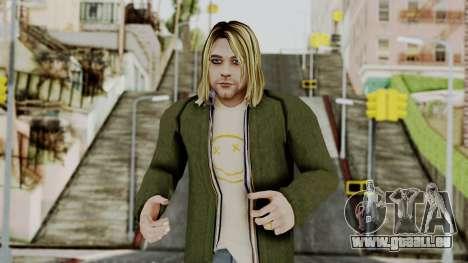 Kurt Cobain pour GTA San Andreas
