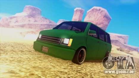 Fantastic ENB für GTA San Andreas zweiten Screenshot