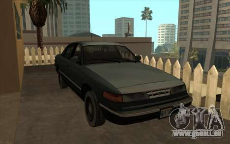 Ford Crown Victoria 1995 SA Style pour GTA San Andreas