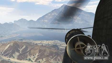 GTA 5 MH-47G Chinook neunter Screenshot
