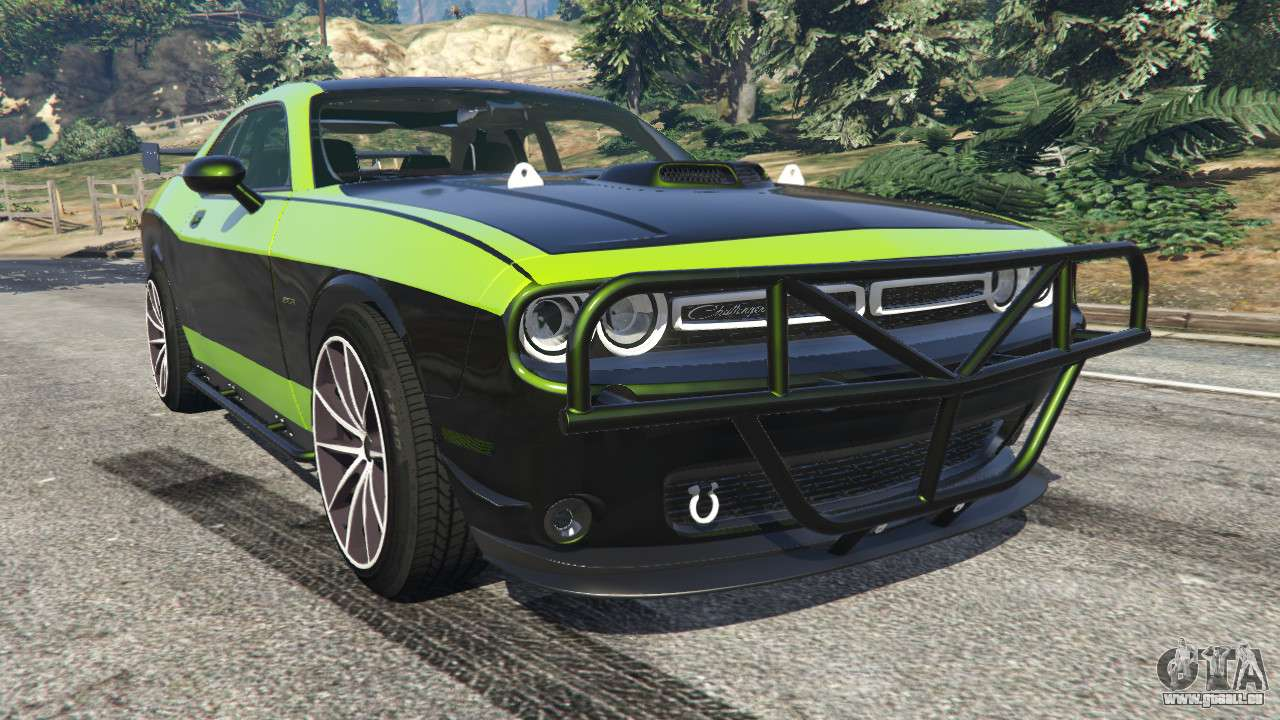 American Muscle Cars Fast And Furious