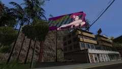 Candy Suxx billboard-Ersatz