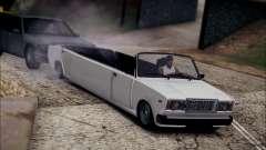 VAZ 2107 limousine