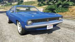 Plymouth Barracuda 1970