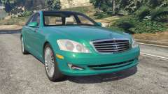 Mercedes-Benz S550 W221 v0.4.2 [Alpha]