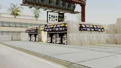 LS Chigasaki Store v3 pour GTA San Andreas