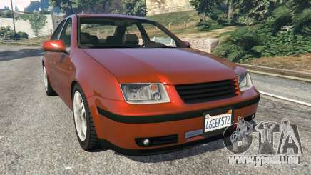 Volkswagen Bora für GTA 5