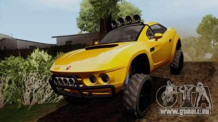 GTA 5 Coil Brawler für GTA San Andreas
