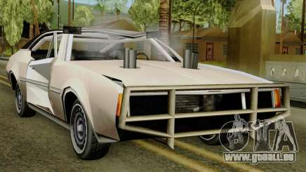 Derby-Clover Beta v1 für GTA San Andreas