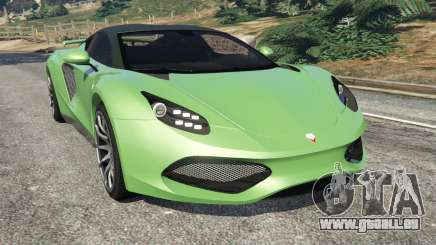 Arrinera Hussarya v2.0 pour GTA 5