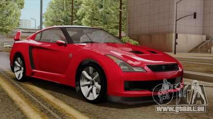 GTA 5 Elegy RH8 für GTA San Andreas