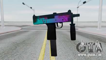 MAC-10 Hotline Miami pour GTA San Andreas