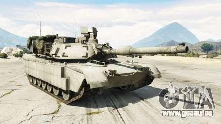 M1A2 Abrams v1.1 für GTA 5