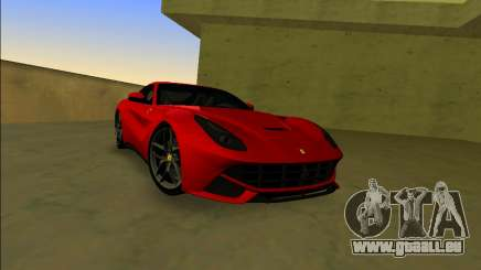La Ferrari F12 Berlinetta pour GTA Vice City