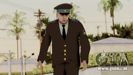 Senior warrant officer der air force für GTA San Andreas