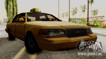 Ford Crown Victoria LP v2 Taxi für GTA San Andreas