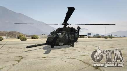 MH-60L Black Hawk pour GTA 5