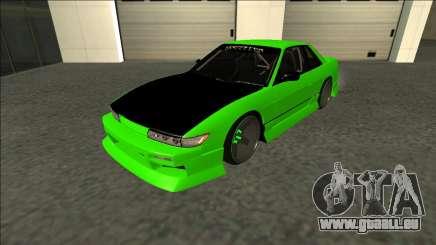 Nissan Silvia S13 Drift Monster Energy für GTA San Andreas