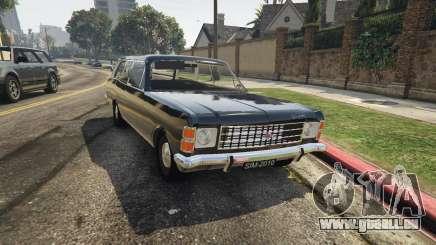 Chevrolet Caravan 1975 2.0 für GTA 5