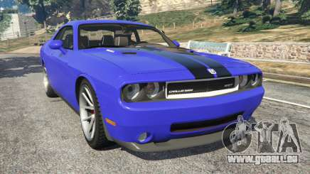 Dodge Challenger SRT8 2009 v0.3 [Beta] für GTA 5