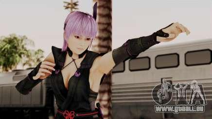 DOA 5 Ayane Ninja pour GTA San Andreas