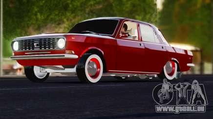 GAZ Volga 2401 tuning pour GTA 4
