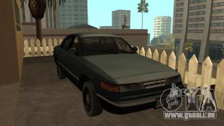Ford Crown Victoria 1995 SA Stil für GTA San Andreas
