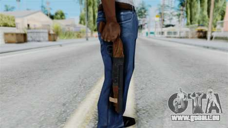 Sawnoff Shotgun from RE6 für GTA San Andreas dritten Screenshot