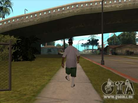 New Beta Skin für GTA San Andreas zweiten Screenshot
