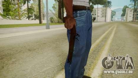 Atmosphere Sawnoff Shotgun v4.3 pour GTA San Andreas troisième écran