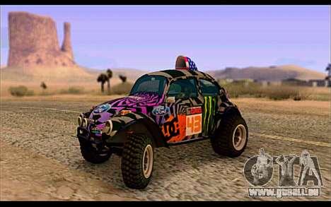 VW Baja Buggy Gymkhana 6 für GTA San Andreas
