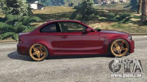 BMW 1M v1.3 pour GTA 5