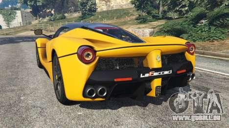 Ferrari LaFerrari 2015 pour GTA 5