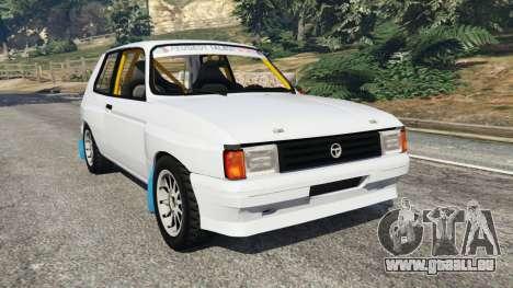 Talbot Samba Groupe B für GTA 5