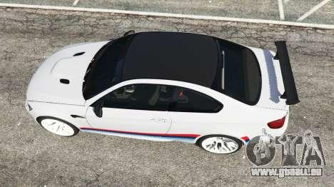 BMW M3 GTS für GTA 5