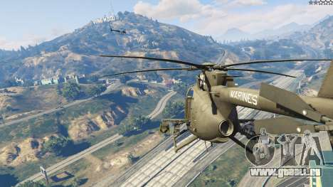 MH-6/AH-6 Little Bird Marine für GTA 5