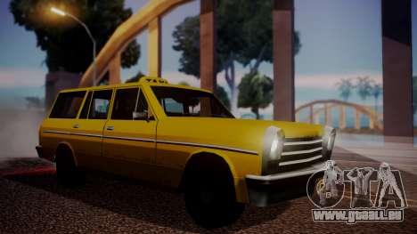 Taxi-Perennial für GTA San Andreas