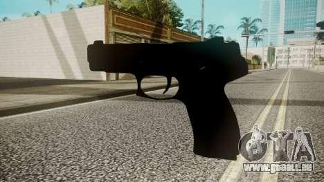 MP-443 pour GTA San Andreas deuxième écran