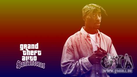 Hip Hop Loadscreens pour GTA San Andreas