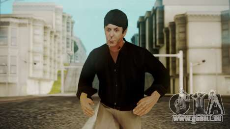 Paul McCartney pour GTA San Andreas