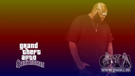 Hip Hop Loadscreens pour GTA San Andreas quatrième écran