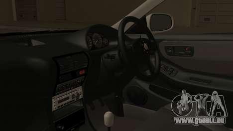 Honda Integra R Spoon pour GTA San Andreas vue de droite