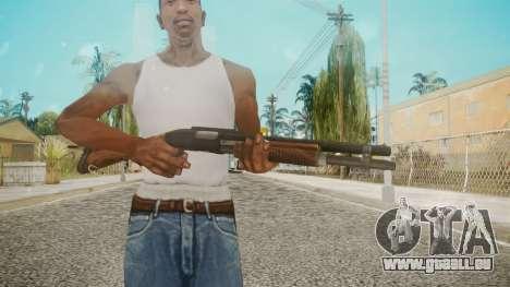 Shotgun by EmiKiller pour GTA San Andreas troisième écran