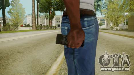 Atmosphere Tear Gas v4.3 für GTA San Andreas dritten Screenshot