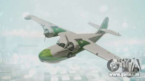 Grumman G-21 Goose DQAYL pour GTA San Andreas