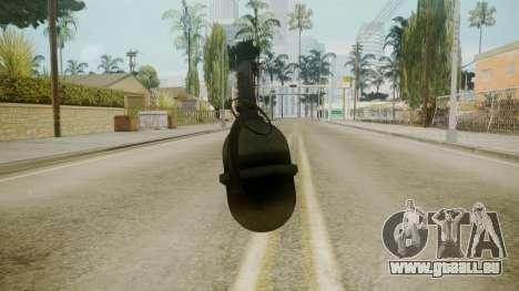 Atmosphere Grenade v4.3 pour GTA San Andreas