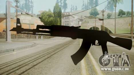 Atmosphere AK-47 v4.3 für GTA San Andreas