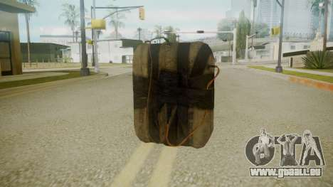 Atmosphere Satchel v4.3 pour GTA San Andreas