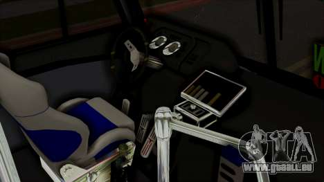 Marcopolo Boxer Ammosa pour GTA San Andreas vue de droite